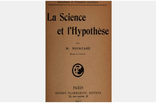 Introduction à La Science et l'Hypothèse d'Henri Poincaré lue par Etienne Ghys