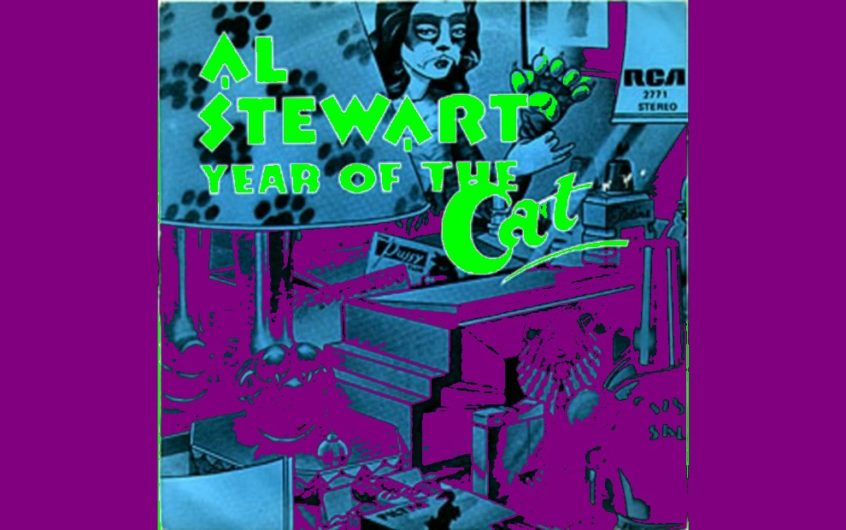 Year of the cat: une chanson d'Al Stewart